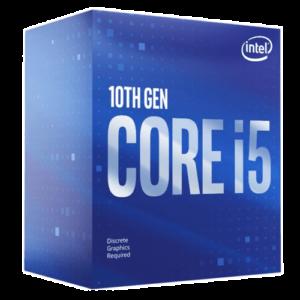Intel® Core™ i5-10400F Processor