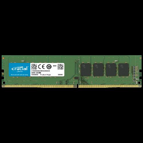 Crucial 16GB DDR4-3200 UDIMM