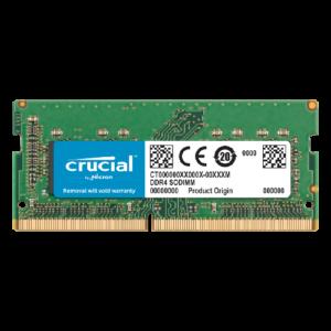 Crucial 8GB DDR4-2400 SODIMM Memory for Mac