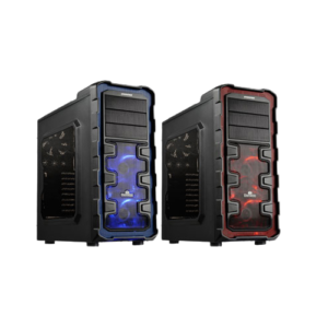 ENERMAX Ostrog GT with Tempered Glass (Blue)