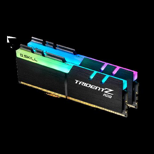 G.SKILL Trident Z RGB DDR4-3600MHz CL18 1.35V 16GB (2x8GB)