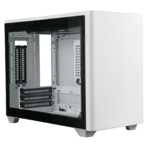 Cooler Master MasterBox NR200P Mini-ITX Casing with Tempered Glass (White)
