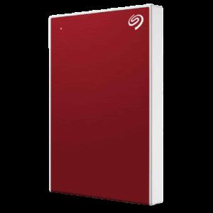 Seagate Backup Plus Portable Drive 5TB (Red)